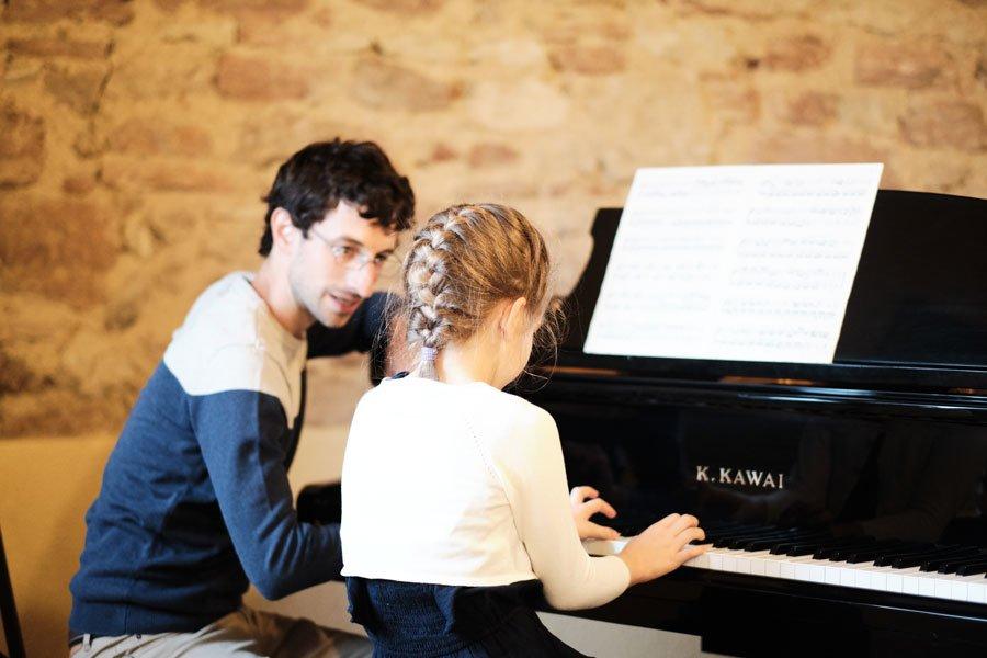 Klavierunterricht: letzte freie Plätze!